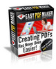 Thumbnail Easy PDF Maker-Quick and Easy Way to Build Massive Profit
